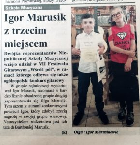 , VII Festiwal Gitarowy <em>Wśród pól</em>