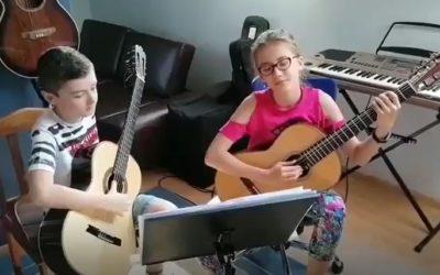 BLUES w wykonaniu Olgi Marusik i Igora Marusik