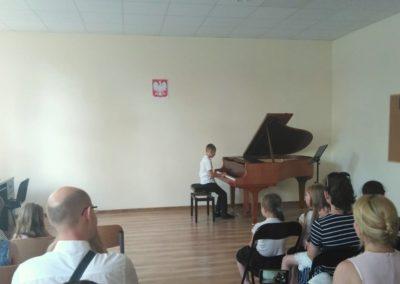 Szkoła Muzyczna Zakończenie